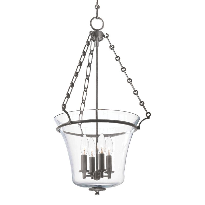 Hudson Valley Lighting 833 Four Light Up Lighting Pendant with Urn Sale $748.00 ITEM#: 1737705 MODEL# :833-HN UPC#: 806134123970 :