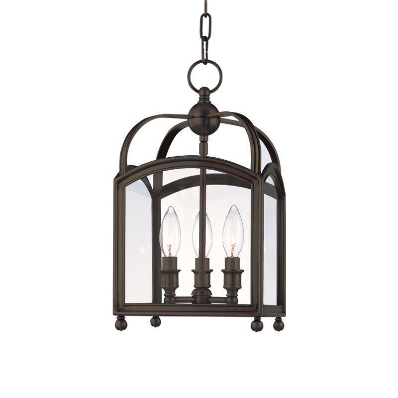 Hudson Valley Lighting 8409 Three Light Up Lighting Enclosed Mini Sale $846.00 ITEM#: 1737721 MODEL# :8409-DB UPC#: 806134116200 :