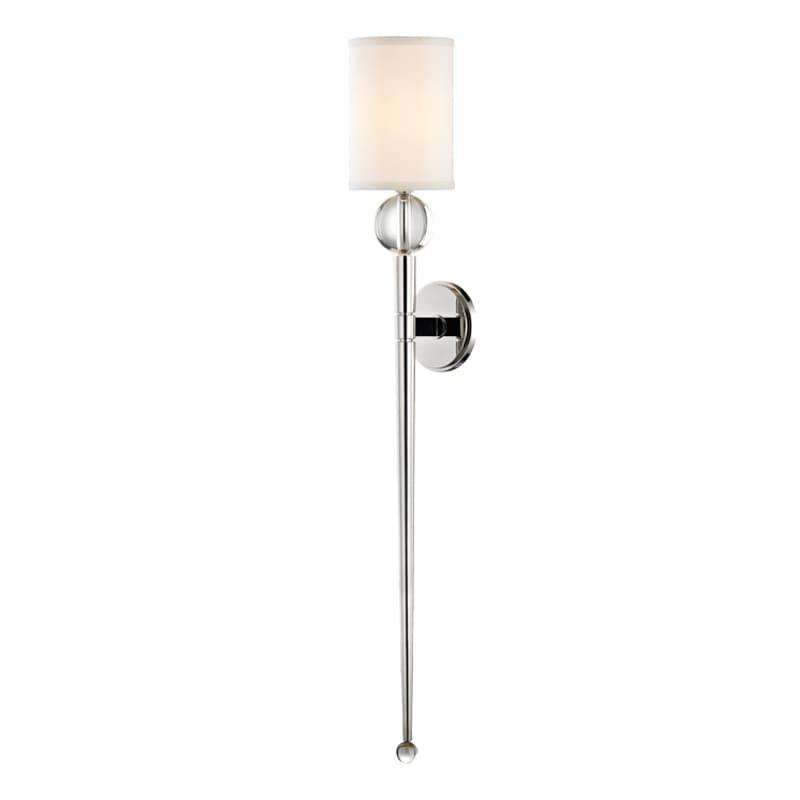 "Hudson Valley Lighting 8436 Serena Single Light 37"" High Wall Sconce"