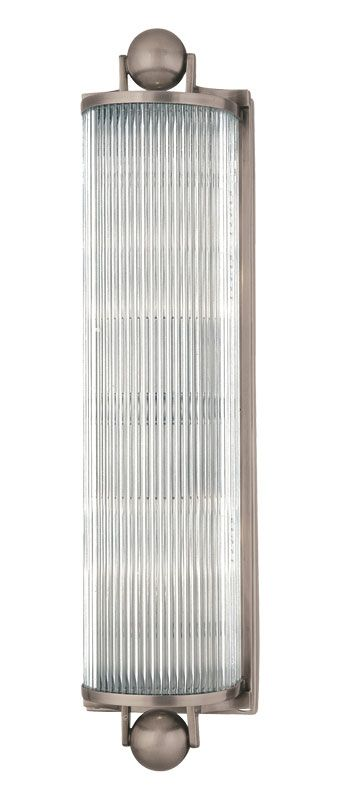 Hudson Valley Lighting 852 Two Light Wall Sconce from the Mclean