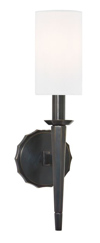 Hudson Valley Lighting 8881 Tioga 1 Light Wall Sconce Old Bronze
