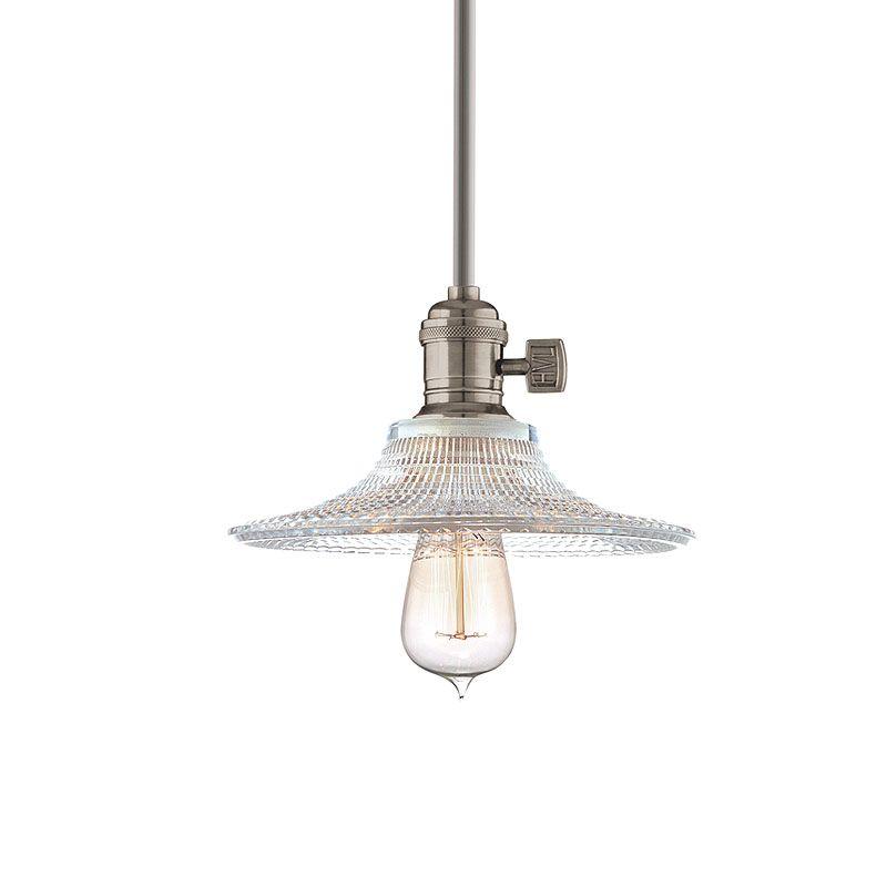 Hudson Valley Lighting 9001-GS6 Heirloom 1 Light Pendant Historic Sale $354.00 ITEM#: 2063460 MODEL# :9001-HN-GS6 UPC#: 806134132545 :
