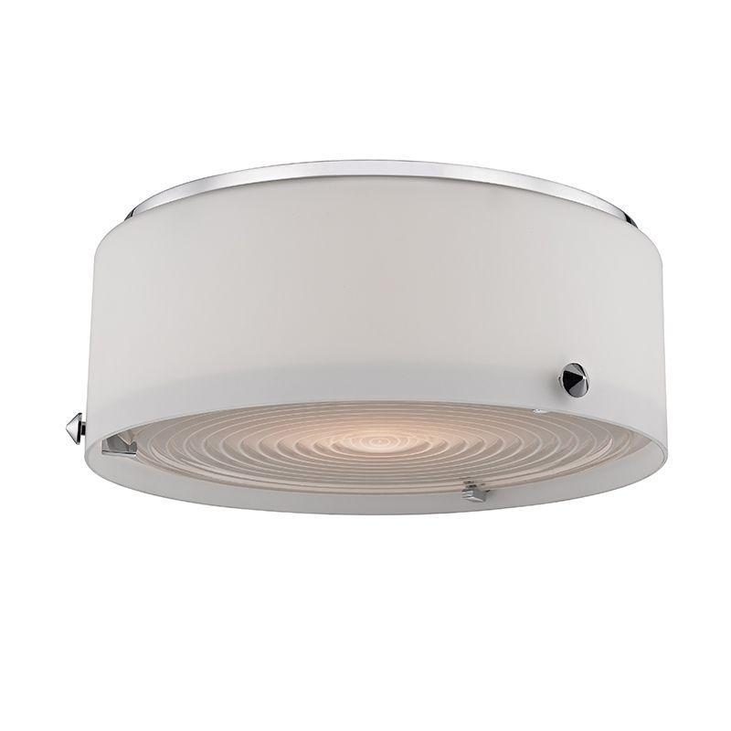"""Hudson Valley Lighting 9010 Blackwell 10"""" LED Flush Mount Ceiling"""