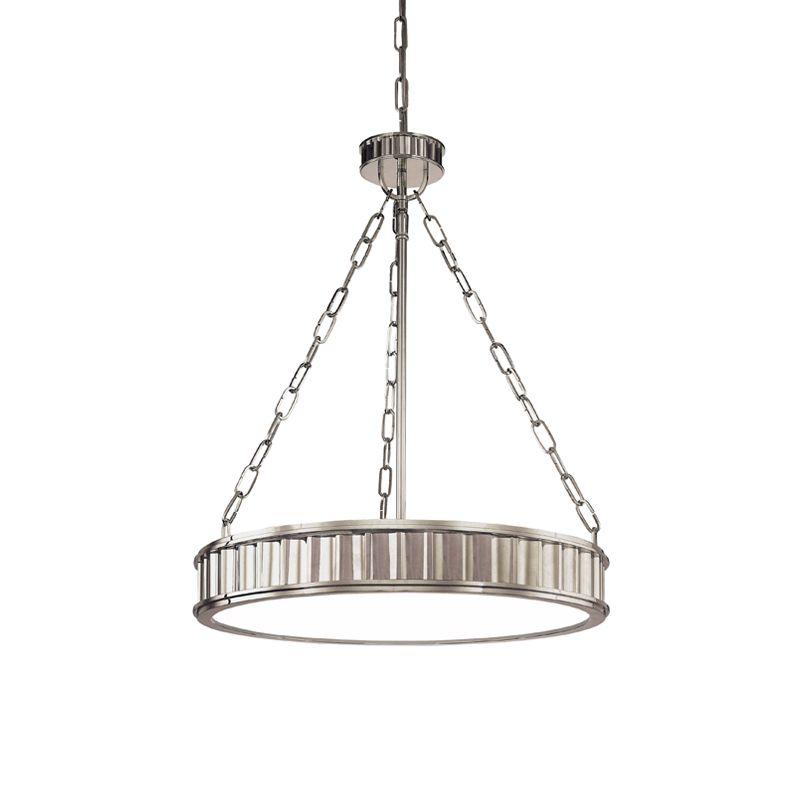 Hudson Valley Lighting 902 Five Light Pendant from the Middlebury Sale $1446.00 ITEM#: 524938 MODEL# :902-HN UPC#: 806134042325 :