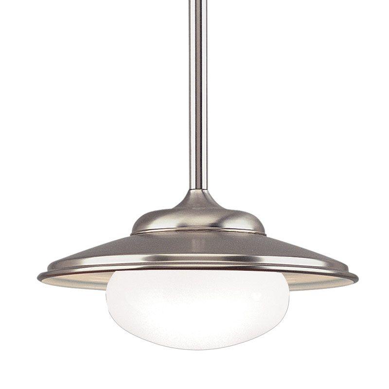 Hudson Valley Lighting 9119 Single Light Pendant from the Lowell Sale $399.00 ITEM#: 525925 MODEL# :9119-SN UPC#: 806134036232 :