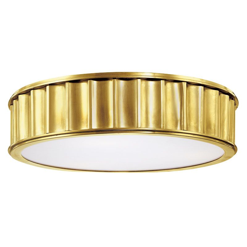 Hudson Valley Lighting 912 Three Light Flushmount Ceiling Fixture from