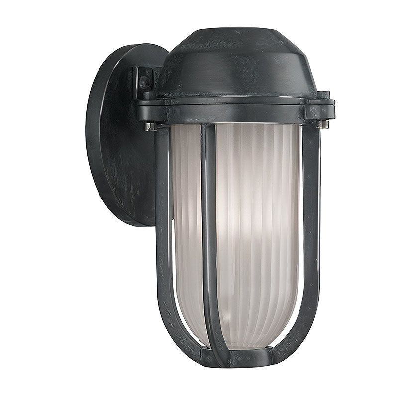 Hudson Valley Lighting 980 Pompey 1 Light Outdoor Wall Sconce Aged Sale $220.80 ITEM#: 2402409 MODEL# :980-AZ UPC#: 806134174330 :