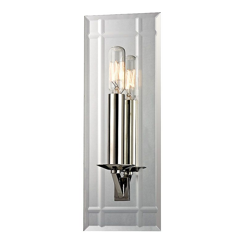 Hudson Valley Lighting 990 Austin 1 Light Wall Sconce with Tungsten