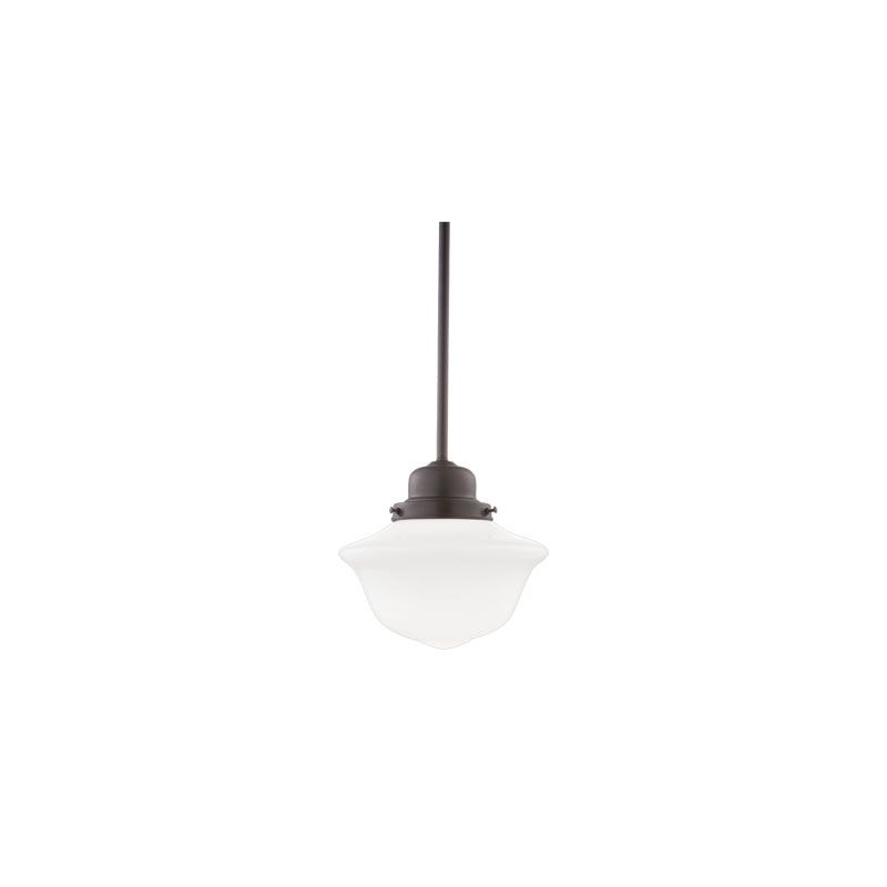 Hudson Valley Lighting 19-1609 Edison Collection 1 Light Pendant Satin