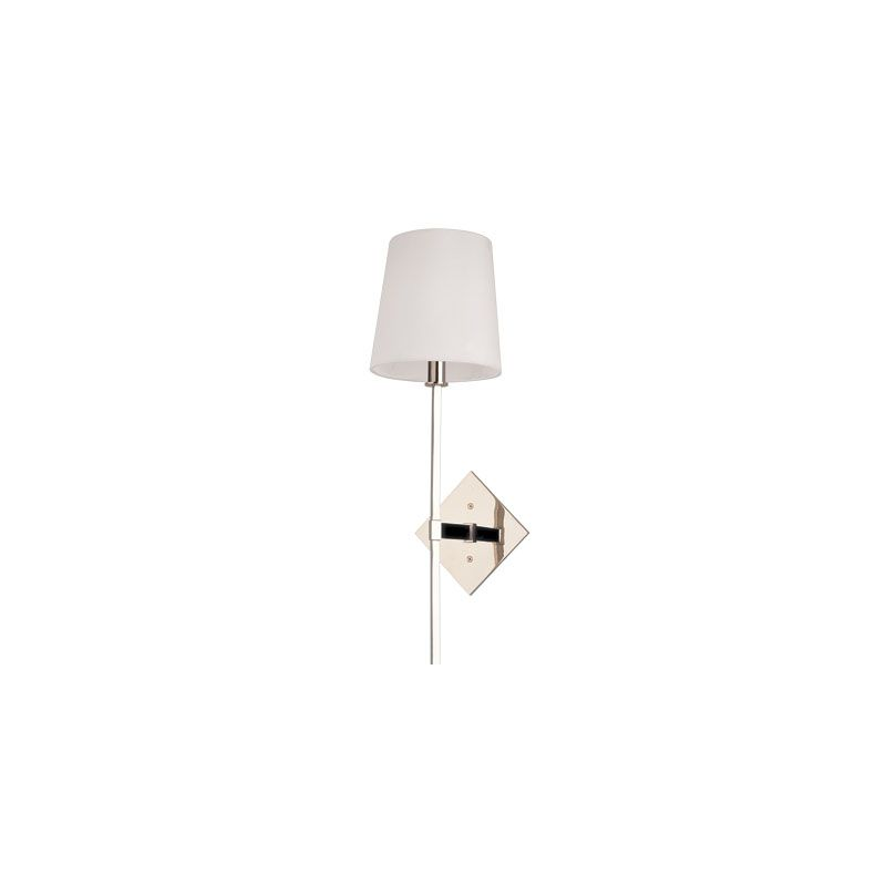 Hudson Valley Lighting 211 Cortland 1 Light Wall Sconce Polished