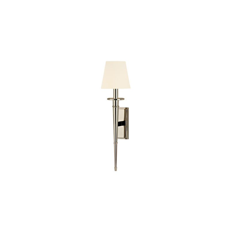 Hudson Valley Lighting 220 Stanford 1 Light Wall Sconce Polished