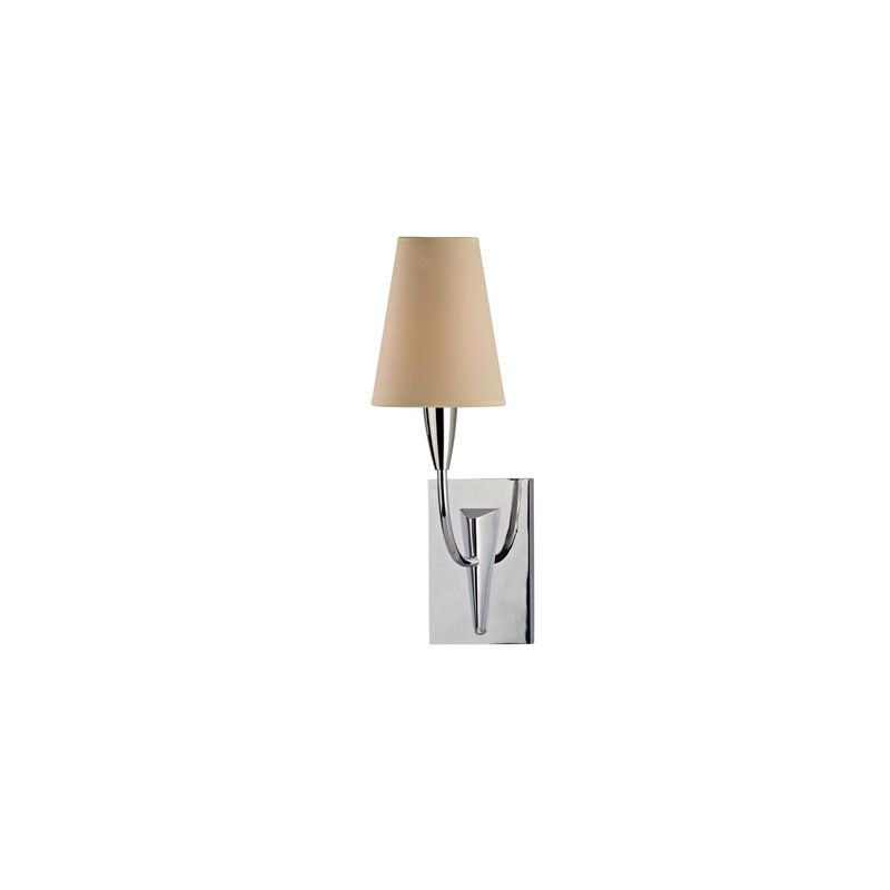 Hudson Valley Lighting 2411 Berkley 1 Light Wall Sconce Polished Sale $278.00 ITEM#: 2062798 MODEL# :2411-PC UPC#: 806134140878 :