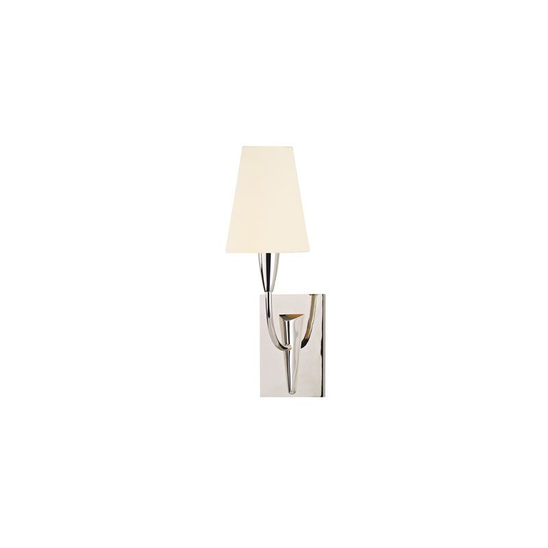Hudson Valley Lighting 2411 Berkley 1 Light Wall Sconce Polished Sale $278.00 ITEM#: 2062801 MODEL# :2411-PN-WS UPC#: 806134146863 :
