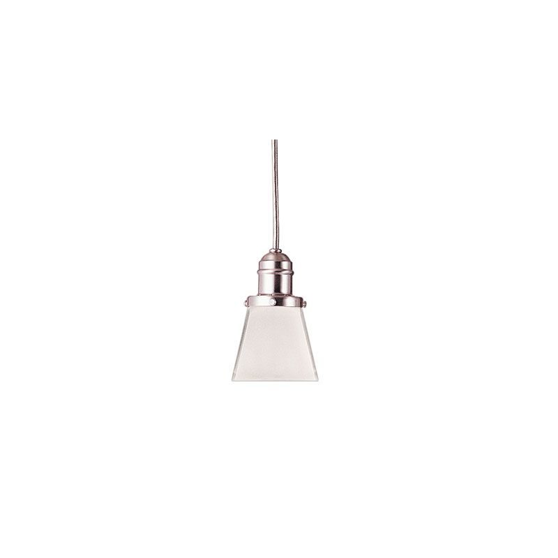 Hudson Valley Lighting 3101-436 Vintage Collection 1 Light Pendant Sale $172.00 ITEM#: 983799 MODEL# :3101-SN-436 UPC#: 806134015602 :