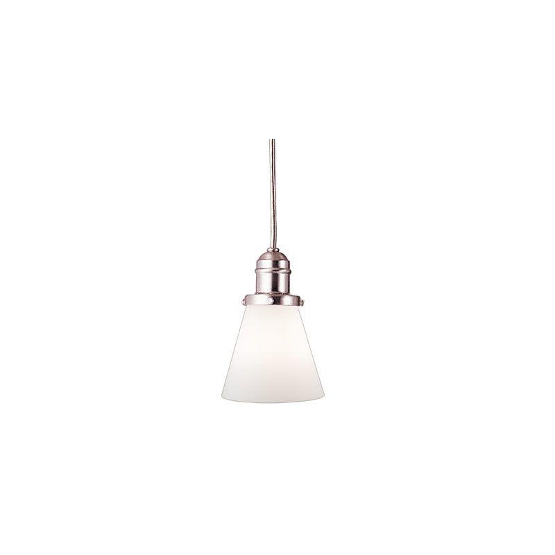 Hudson Valley Lighting 3101-505M Vintage Collection 1 Light Pendant Sale $172.00 ITEM#: 983834 MODEL# :3101-SN-505M UPC#: 806134015688 :