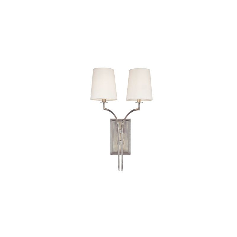 Hudson Valley Lighting 3112 Glenford 2 Light Wall Sconce Antique