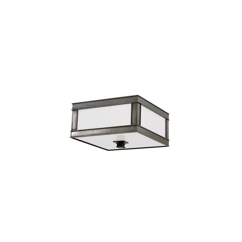 Hudson Valley Lighting 4210 Preston 1 Light Flushmount Ceiling Fixture
