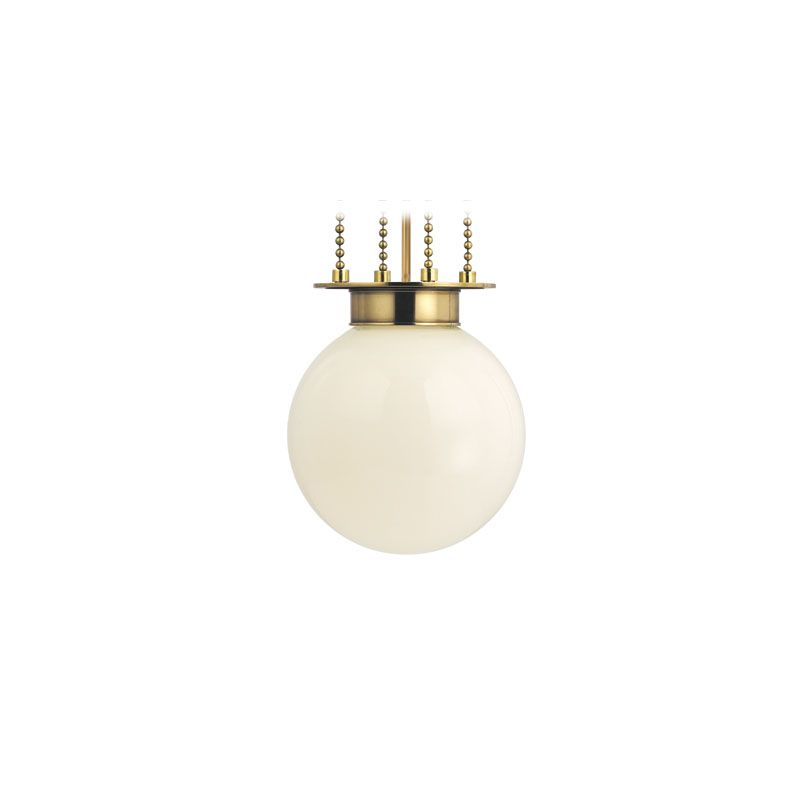 Hudson Valley Lighting 4211-OP Blaine 1 Light Pendant Aged Brass
