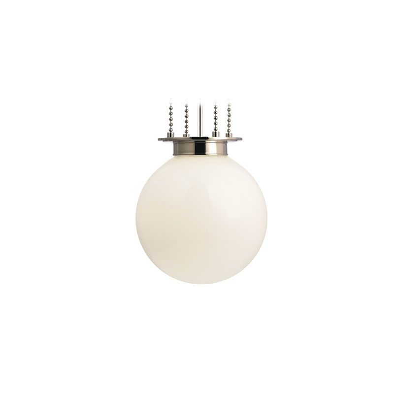 Hudson Valley Lighting 4211-OP Blaine 1 Light Pendant Polished Nickel