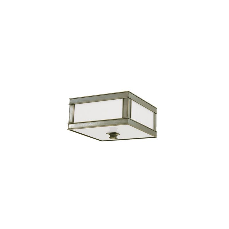 Hudson Valley Lighting 4216 Preston 3 Light Flushmount Ceiling Fixture