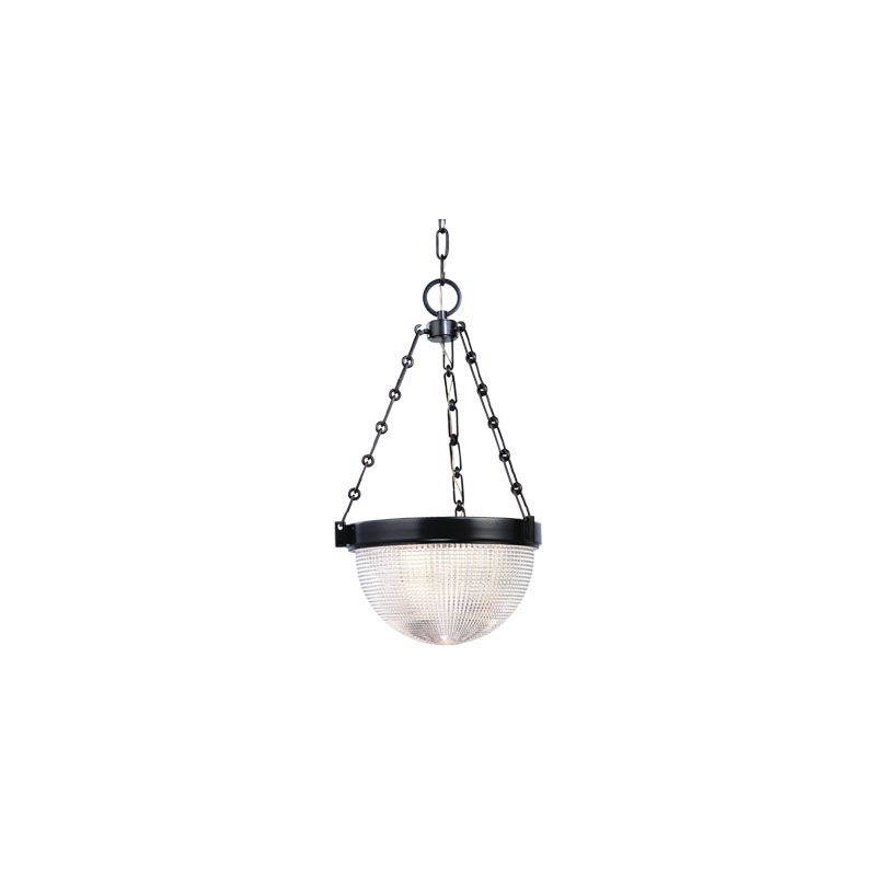 Hudson Valley Lighting 4413 Winfield 2 Light Pendant Polished Nickel
