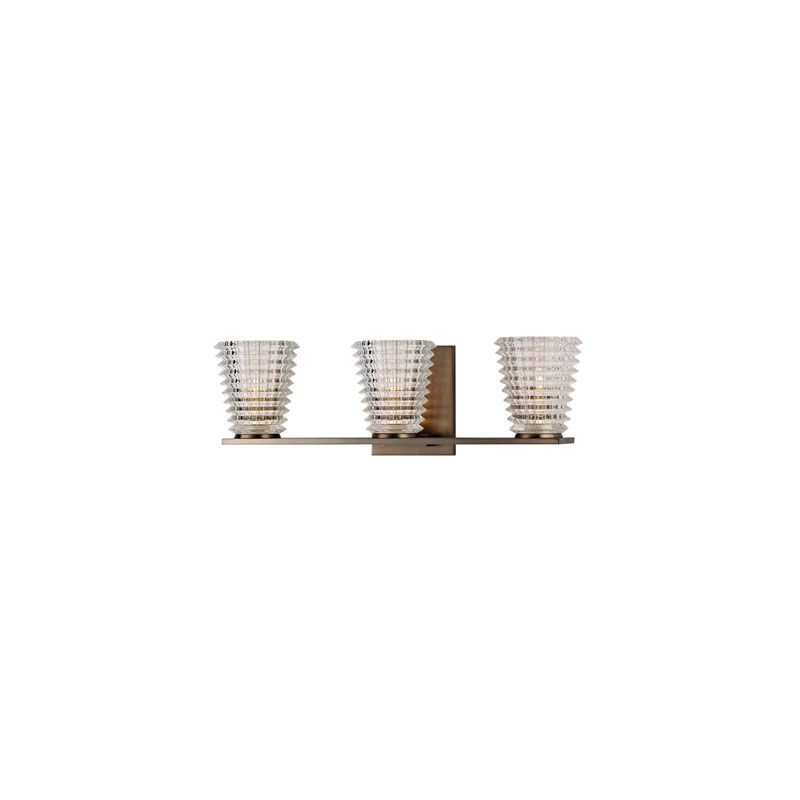 Hudson Valley Lighting 4473 Conway 3 Light Xenon Bathroom Fixture