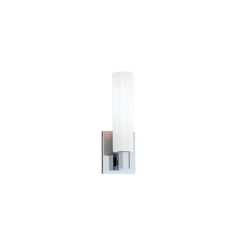 Hudson Valley Lighting 450 Nyack 1 Light ADA Bathroom Fixture Polished