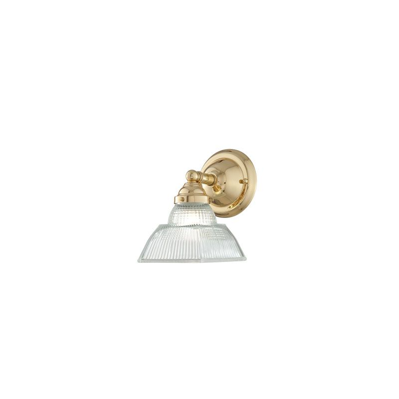 Hudson Valley Lighting 4511 Majestic Square 1 Light Bathroom Fixture