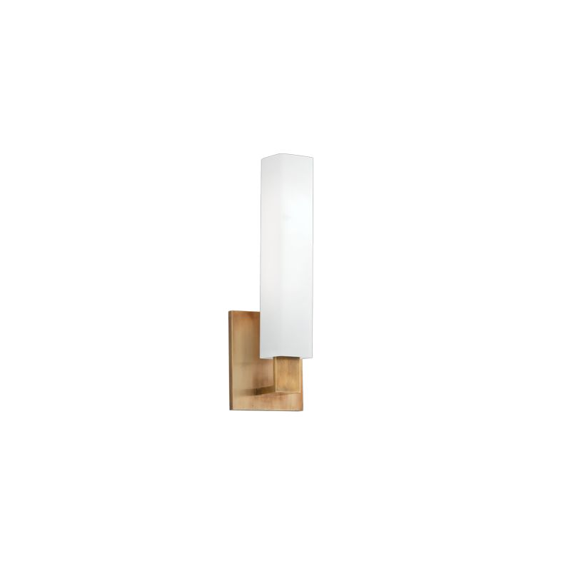 Hudson Valley Lighting 550 Livingston 1 Light Wall Sconce with Opal Sale $268.00 ITEM#: 1952383 MODEL# :550-AGB :