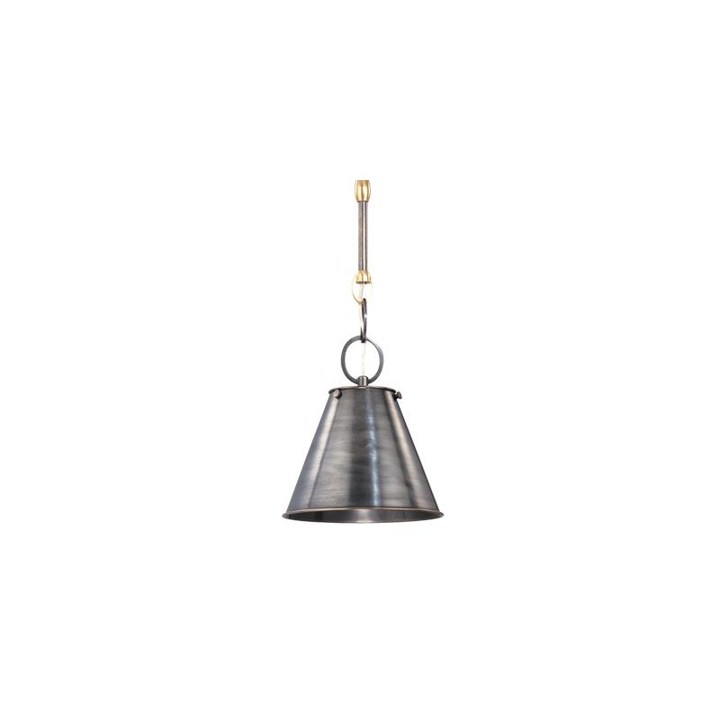 Hudson Valley Lighting 5508 Altamont 1 Light Pendant Distressed Bronze