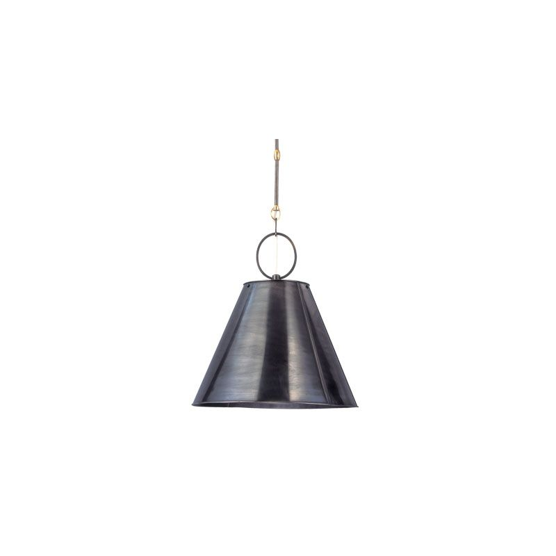 Hudson Valley Lighting 5519 Altamont 1 Light Pendant Historic Nickel