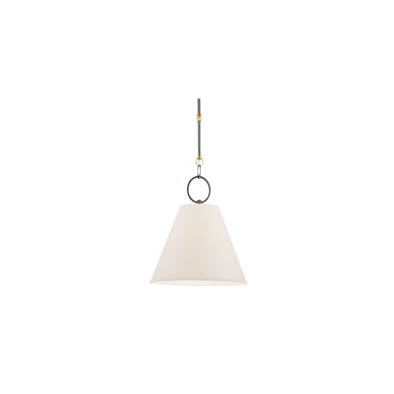 Hudson Valley Lighting 5615 Altamont 1 Light Pendant with Parchment Sale $428.00 ITEM#: 2063104 MODEL# :5615-DB UPC#: 806134131593 :