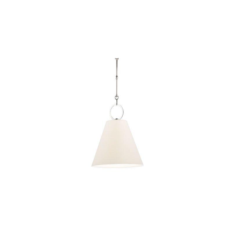 Hudson Valley Lighting 5615 Altamont 1 Light Pendant with Parchment Sale $428.00 ITEM#: 2063106 MODEL# :5615-PN UPC#: 806134131616 :