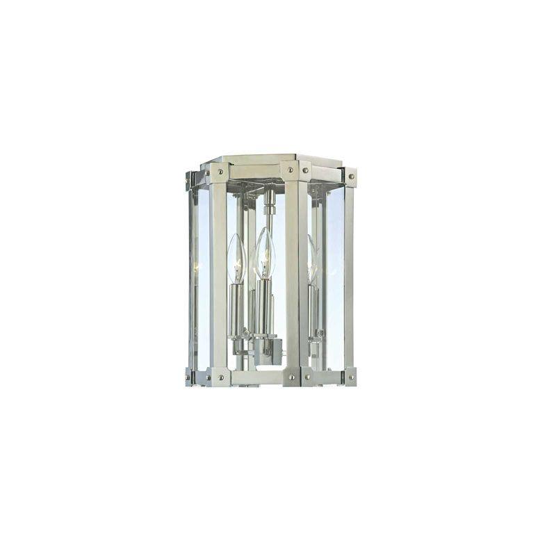 "Hudson Valley Lighting 6200 Roxbury 3 Light 10.25"" Width Semi-Flush"