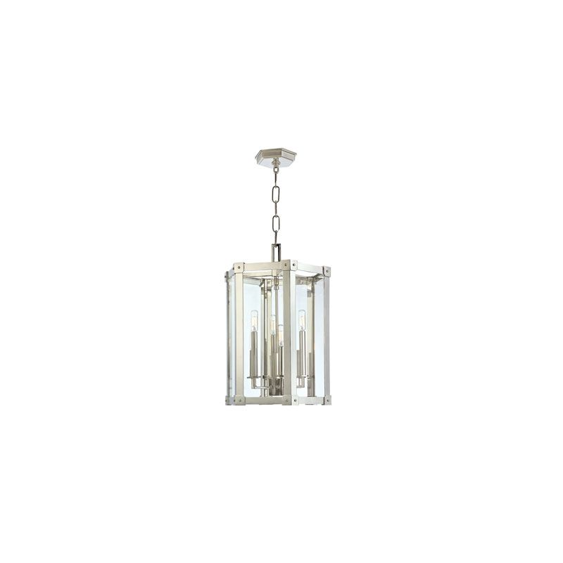 Hudson Valley Lighting 6215 Roxbury 6 Light Pendant Aged Brass Indoor