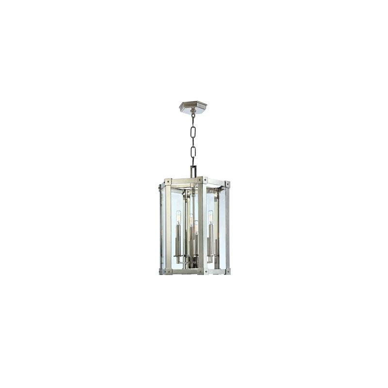 Hudson Valley Lighting 6215 Roxbury 6 Light Pendant Distressed Bronze