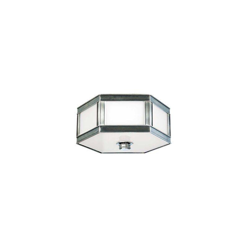 Hudson Valley Lighting 6416 Nassau 3 Light Flushmount Ceiling Fixture