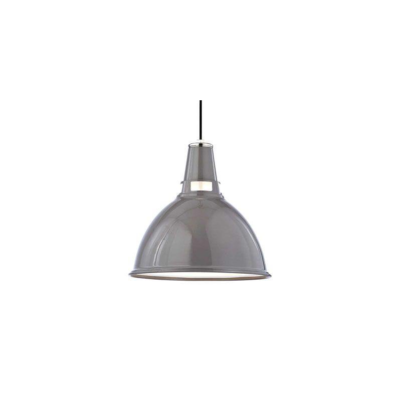Hudson Valley Lighting 6816 Lydney 1 Light Pendant Gray/Polished Sale $499.00 ITEM#: 2063201 MODEL# :6816-GPN UPC#: 806134139636 :