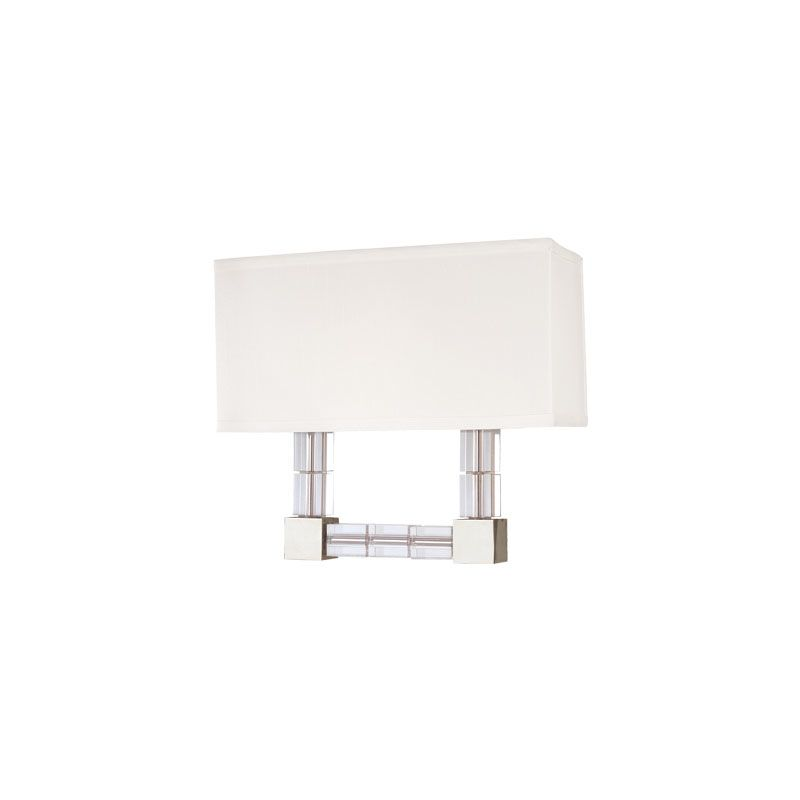 Hudson Valley Lighting 7102 Alpine 2 Light Wall Sconce Aged Brass