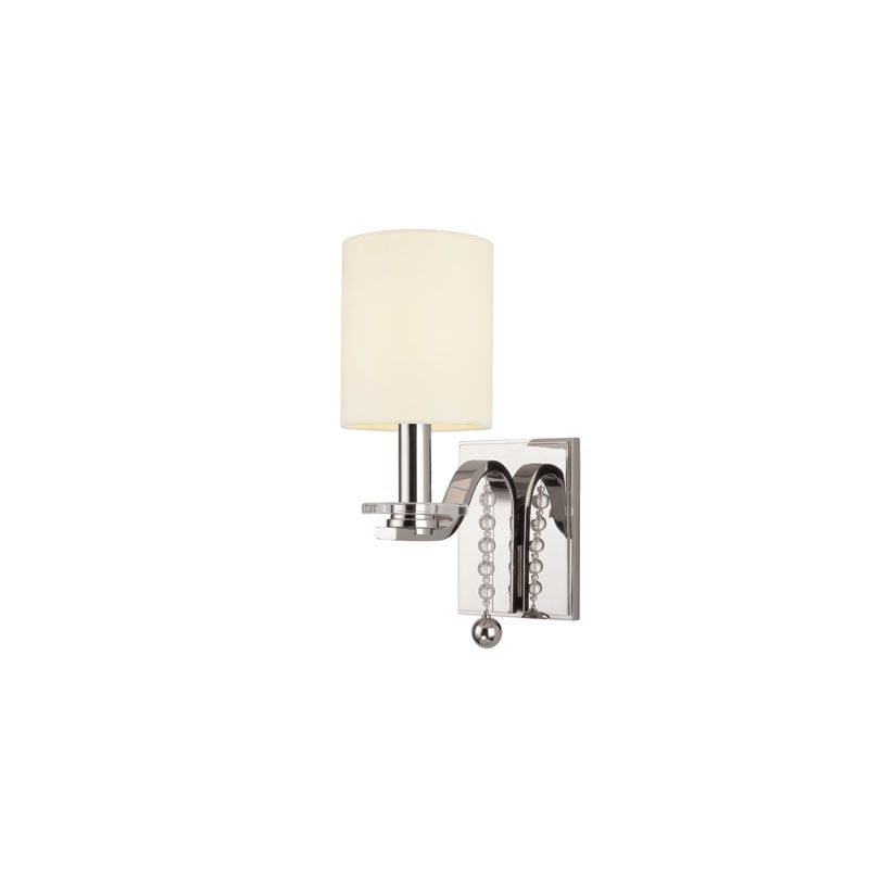 Hudson Valley Lighting 8161 Bolton 1 Light Wall Sconce Polished Nickel