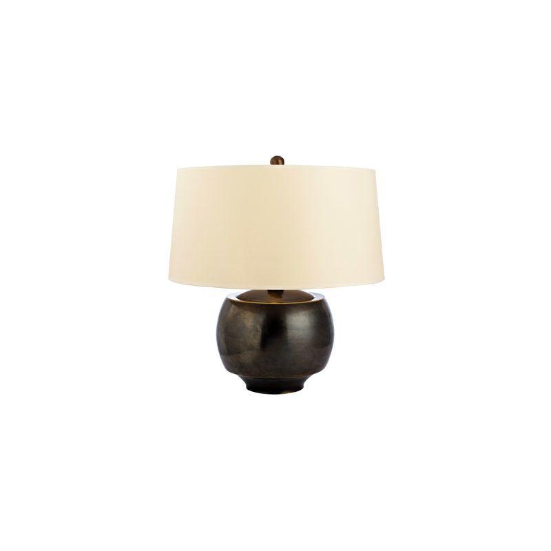 Hudson Valley Lighting L162 Holden 1 Light Table Lamp Distressed