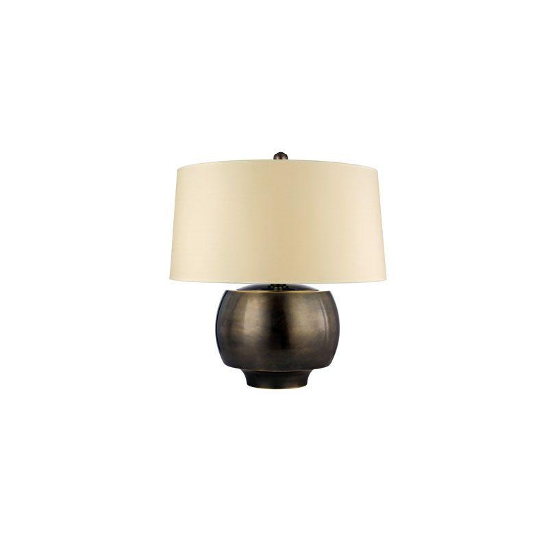 Hudson Valley Lighting L166 Holden 1 Light Table Lamp Distressed