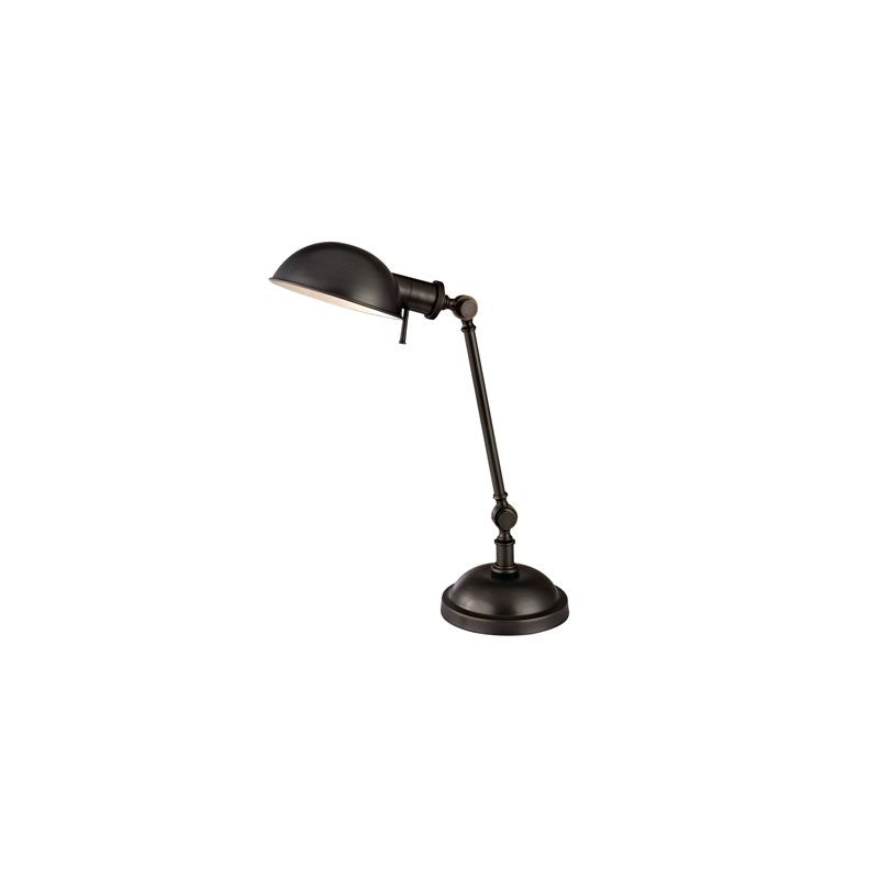 Hudson Valley Lighting L433 Girard 1 Light Desk Lamp Old Bronze Lamps