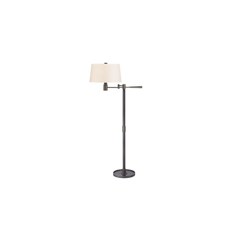 Hudson Valley Lighting L526 Lindale 1 Light Floor Lamp Old Bronze /