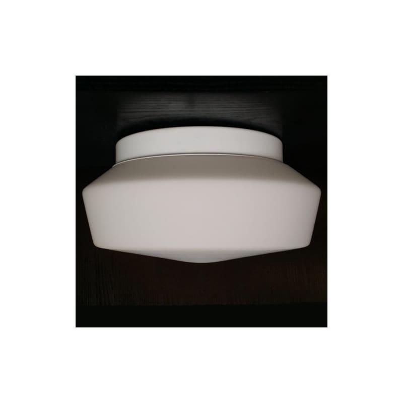 "Illuminating Experiences M455 Yale Single Light 10"" Inch Wide Flush Sale $96.75 ITEM#: 2993594 MODEL# :M455 :"