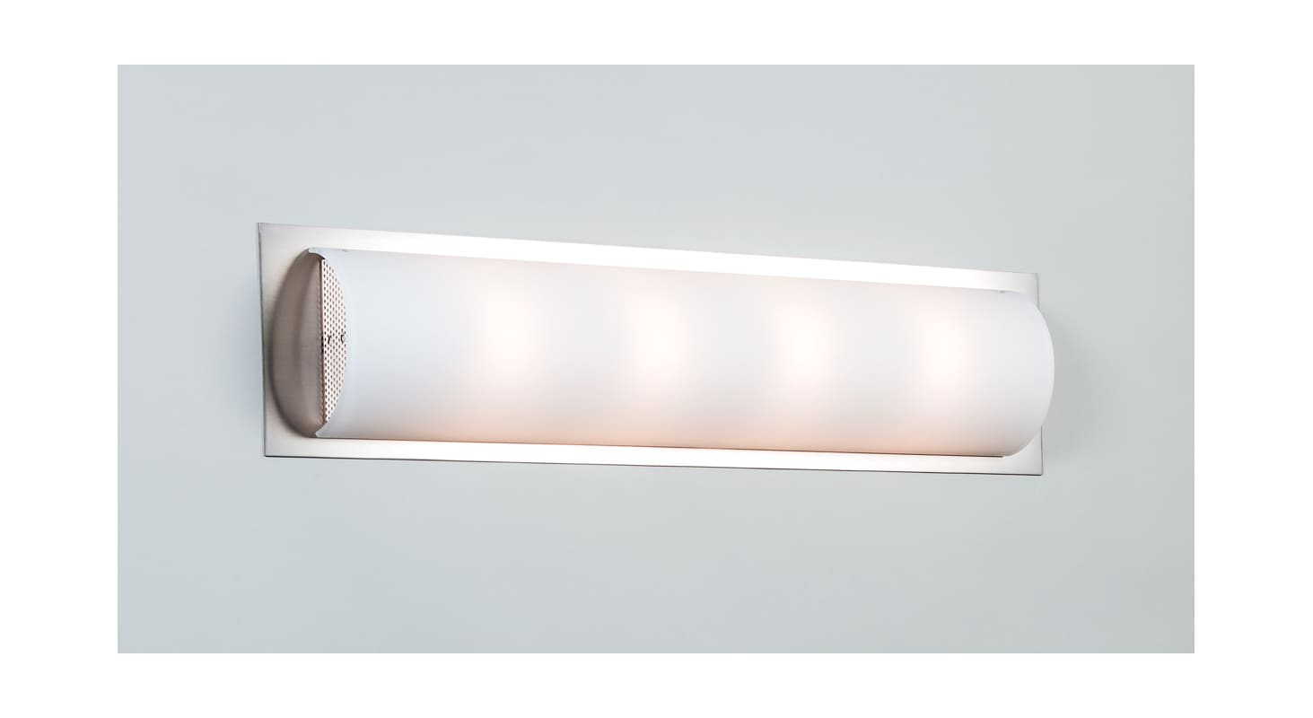 "Illuminating Experiences VISUAL4 Visual 2 Light 18"" Inch Wide ADA Sale $189.00 ITEM#: 2993611 MODEL# :VISUAL4SN :"