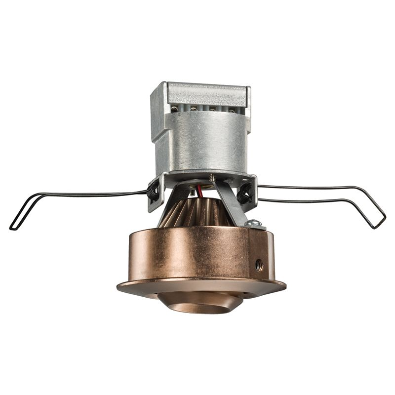 "Juno Lighting MG1LG2-27K-NFL Single Light 3"" Wide 2700K LED IC Rated"