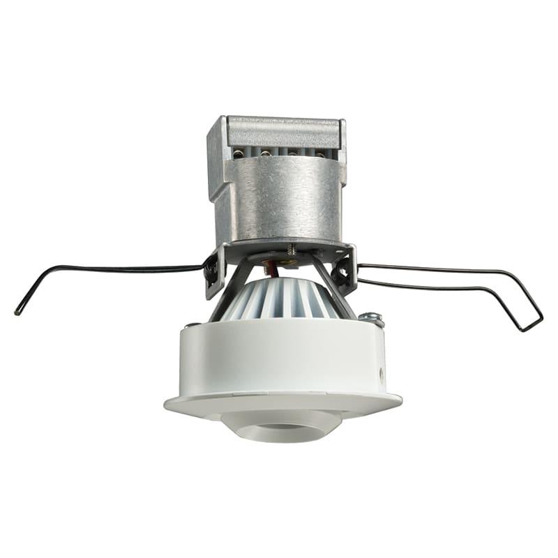 "Juno Lighting MG1LG2-27K-SP Single Light 3"" Wide 2700K LED IC Rated"