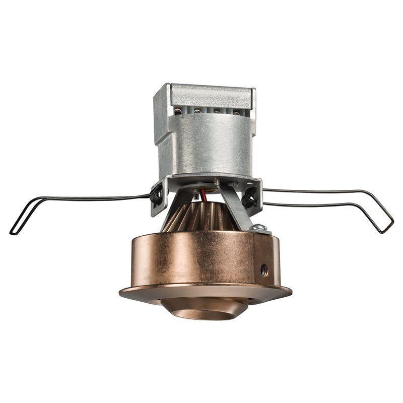 "Juno Lighting MG1LG2-3K-SP Single Light 3"" Wide 3000K LED IC Rated"