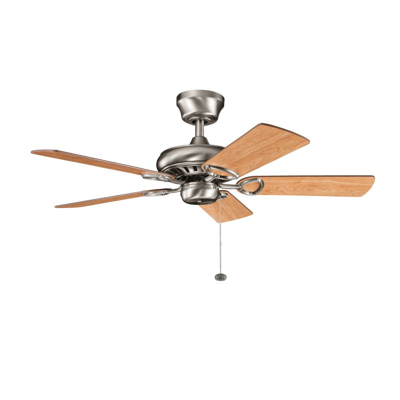 "Kichler 337013AP Sutter Place 42"" Indoor Ceiling Fan with 5 Blades -"